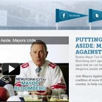 Mayors Against Gun Control