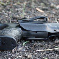 Walther PPQ Magnum Research