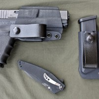 PHLster Skeleton holster, mag carrier
