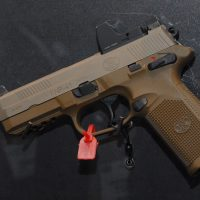 FNP-45 with Trijicon RMR