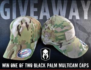 Black Palm Cap Giveaway