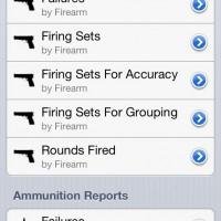 Gun Log SPC - Reports