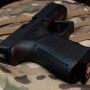 Monderno Slide Back Plate on a Glock 19