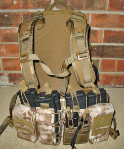 Haley Strategic D3CR, Tactical Tailor Removable Operator Pack