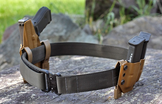 Boxer Tactical Zenith, Off The Grid Kydex