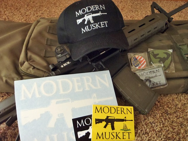 Modern Musket Prizes