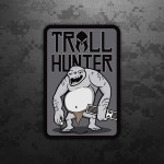 Troll Hunter Sticker