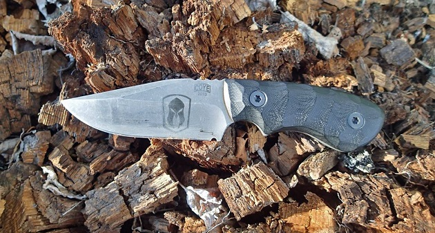 Coye Knives Ridgeback