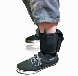 Rogue Gunfighter No-Vis Ankle Medical Kit, photo by RG
