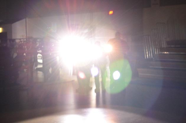Light Blindness, photo by Sage Dynamics