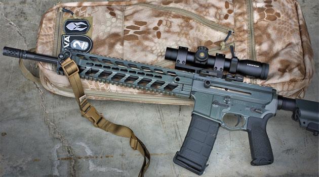 2 Vets Arms LRRP