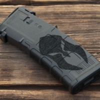 Stippled Monderno Custom PMAG