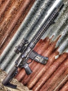556 Tactical SKR