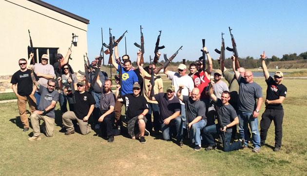 Rifle Dynamics 3 Day AK Builder Class AAR -