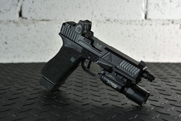 Agency Arms Field Edition Glock