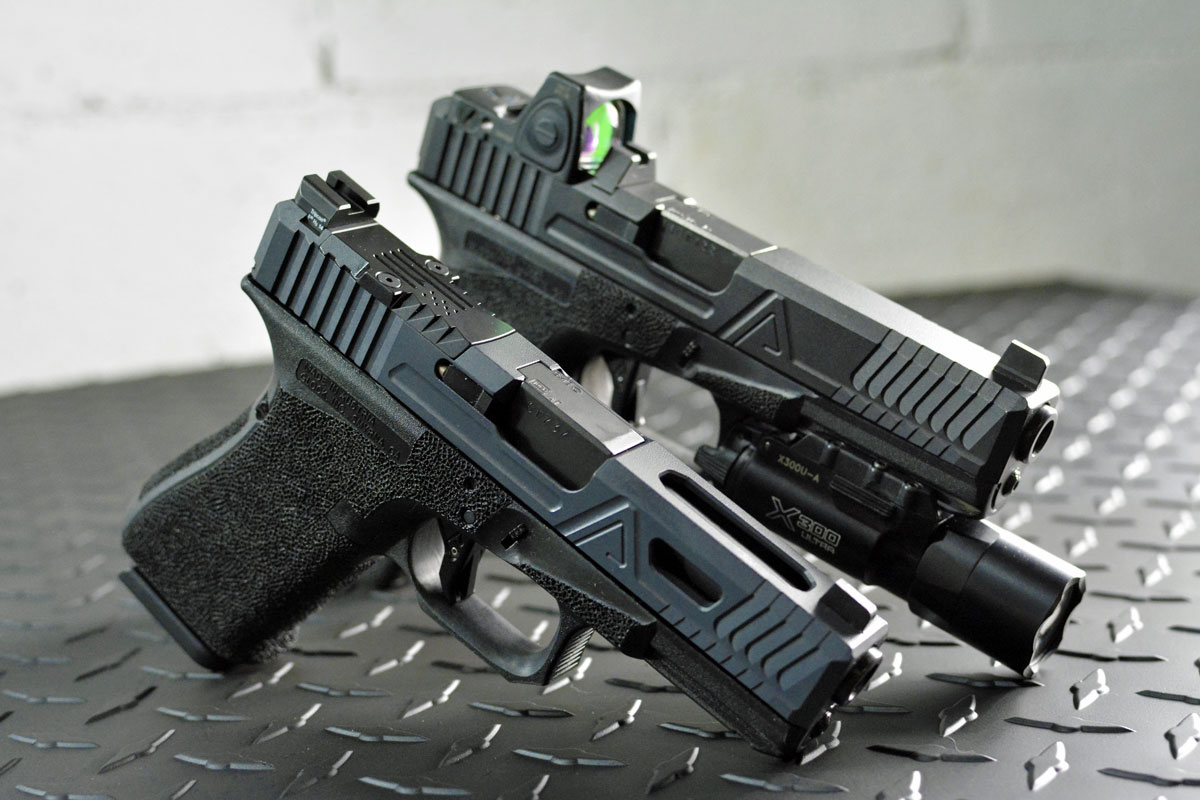 Agency Arms Field Edition Glock -