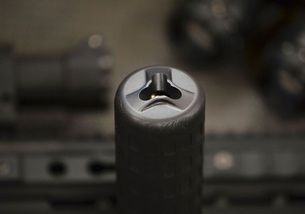 30SD (7.62mm) QD Suppressor