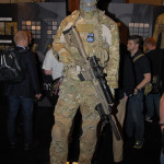 The Crye booth
