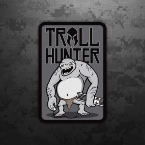 Troll Hunter Sticker