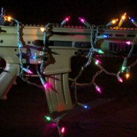 FN SCAR, decorated by Trop