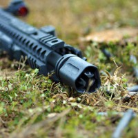 Griffin Armament QD Blast Shield